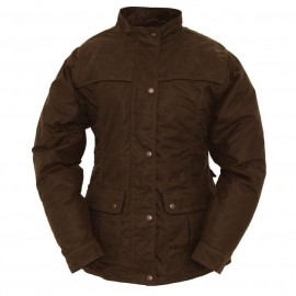 Oilskin Lady`s jacket