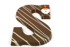 Chocoladeletter Gemarmerd  (A-Z) Vanaf EUR 4,40 excl. btw