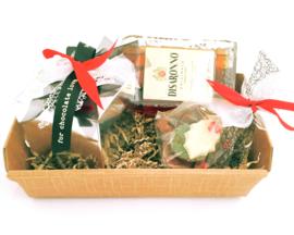 Geschenkmand Bonbons Amaretto