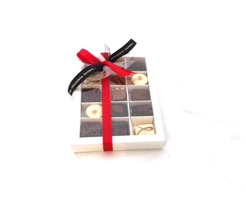 15 Bonbons in vensterdoos