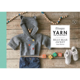Yarn, the after party Patroon Billy Bear Jacket nr 112