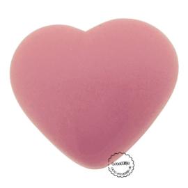 Hartjes veiligheidsneus 13mm roze