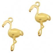Bedel flamingo goud (nikkelvrij)