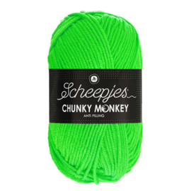 Chunky Monkey Neon Green 1259