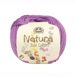 DMC Natura Just Cotton N31 Malva