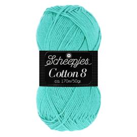 Cotton 8 Scheepjes 665 Jade