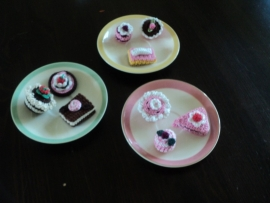 Lekkere taartjes van Margreet