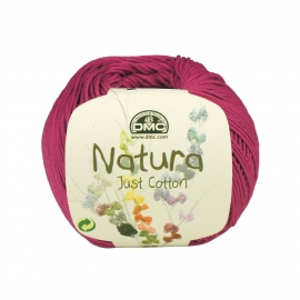 DMC Natura Just Cotton N62 Cerise