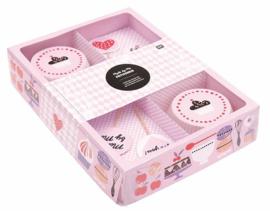Cupcake Deco set