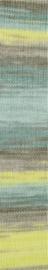 Katia Jaipur Soft 111 - Blauw-Grijs-Licht pistache