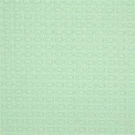 Lilian Z Wafelstof  567 Groen