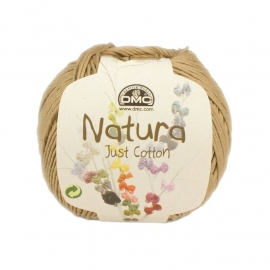 DMC Natura Just Cotton N37 Canelle