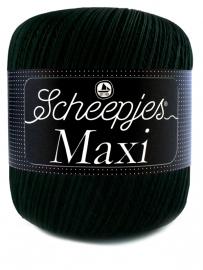 Scheepjeswol Maxi 110 Noir - Zwart