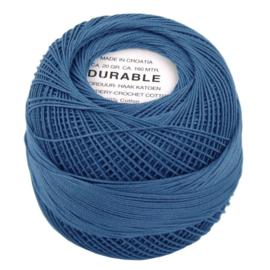 Durable borduur en haakkatoen Delfts Blauw 1006