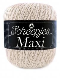 Scheepjeswol Maxi 130 Old Lace Ongebleekt roomkleurig