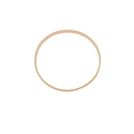 Rico Houten bamboe ring  - 15cm