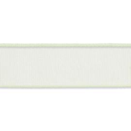 Organza lint 16mm breed Licht groen