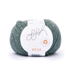 Ggh Reva -  gerecycled jeans katoen 009 Hellpetrol
