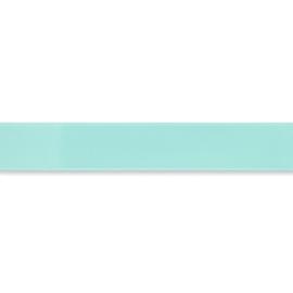 Dubbelzijdig Satijnlint  Mint Groen / Ice blue
