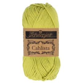 Scheepjes Cahlista 512 Lime