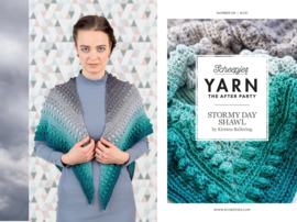 Yarn, the after party Patroon Stormy day shawl nr 9
