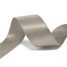 Satijnlint Grijs 6 mm