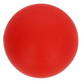 Opry Siliconen kralen 5 stuks 15mm kleur 722 Rood