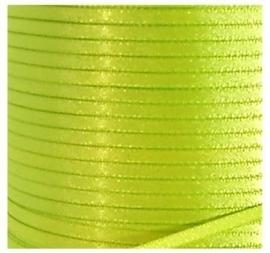 Appeltjes groen lint 3 mm