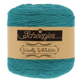 Scheepjes Woolly Whirlette 570 Green Tea