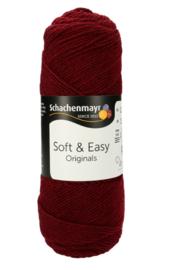 Soft & Easy SMC 00032  Burgund