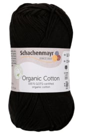 SMC Organic Cotton 00099 Black