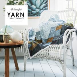 Pakket voor Scheepjes Yarn  Mountain Clouds Blanket  SKIES en cotton 8
