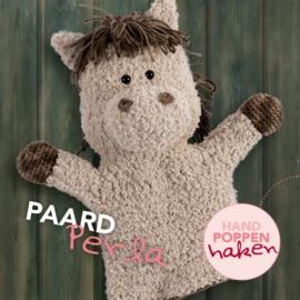 Haakpakket Paard Perla uit boek Handpoppen haken Cute Dutch