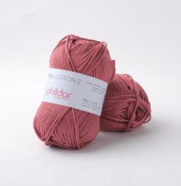 Phildar Coton 2 Rosewood