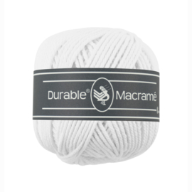 Durable Macrame 310 White