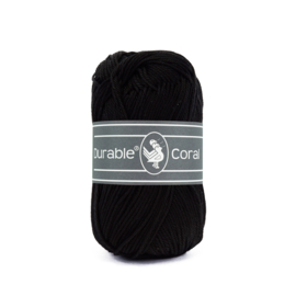 Durable Coral mini 325 Black