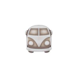 Knoop VW busje Wit