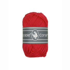 Durable Coral mini 316 Red