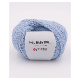 Phil Baby Doll 2089 Jean Bleached