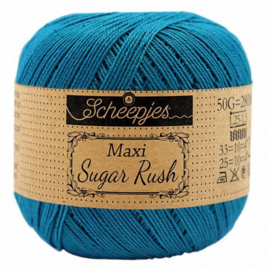 Scheepjes Maxi Sugar Rush 400 Petron Blue