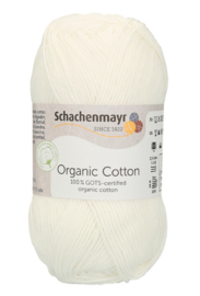 SMC Organic Cotton 00001 White