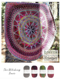 Scheepjes Rozeta CAL2019 Luxury Kit Our Tribe - The Witching Hour Pre-order week 47