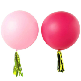 Grote party ballonnen (90cm)  Let's Party