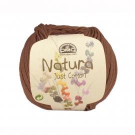 DMC Natura Just Cotton N41 Siena