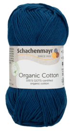 SMC Organic Cotton 00050 Navy