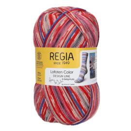 Regia 4ply design line A&C Lofoten Color 3885 Henningsvaer color