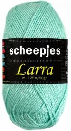 Scheepjeswol Larra 17335 Licht Aquablauw