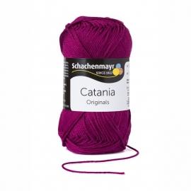 Catania katoen 128 Paars Fuchsia