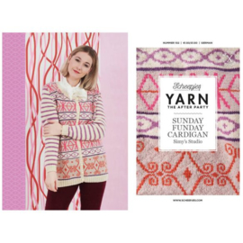 Yarn, the after party Patroon Sunday Funday Cardigande nr 102