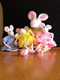 Prachtige muizen van Rita